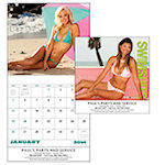 Swimsuits Wall Calendars